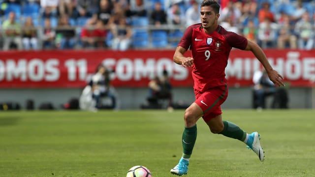 Andre Silva gehört zu Portugals grossen Talenten.