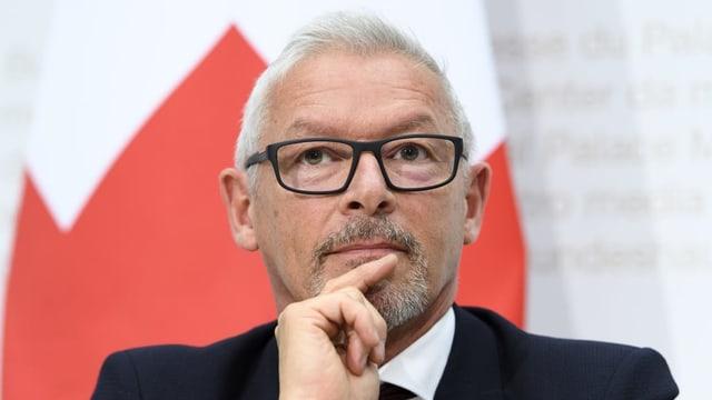 SODK-Präsident Martin Klöti