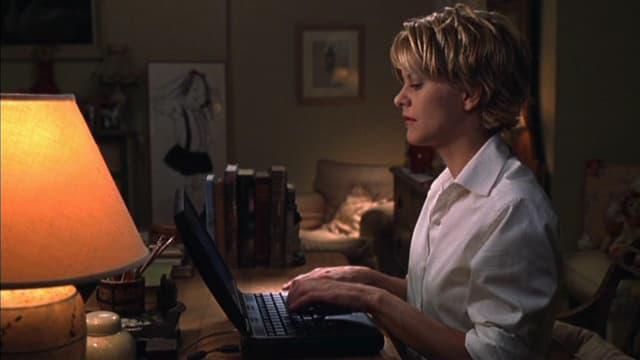 Der Klassiker mit Meg Ryan und Tom Hanks.