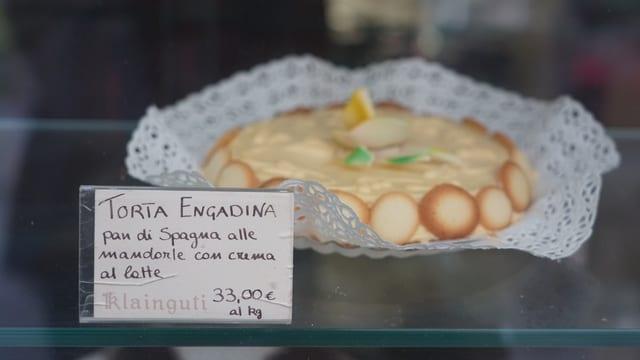 Torta Engadina