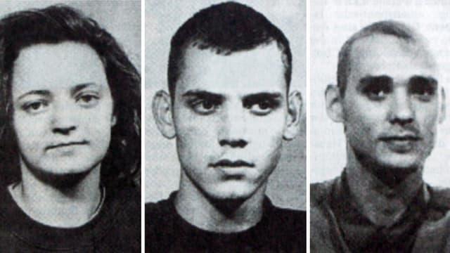 NSU: Rassistische Morde, Bombenanschläge, Raubüberfälle