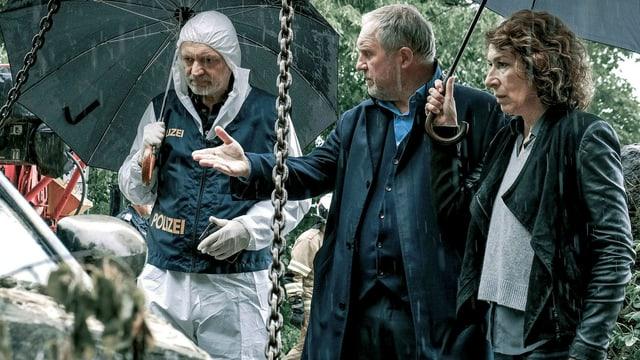 Video «Tatort – Wahre Lügen» abspielen