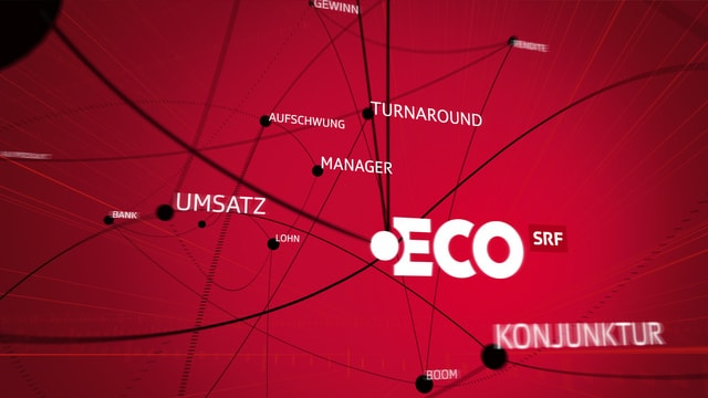 Logo der Sendung «ECO»
