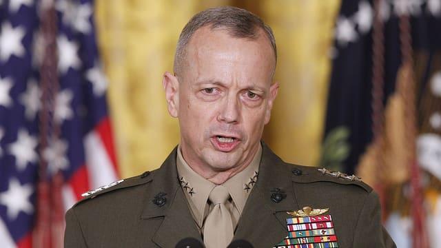 US-General Allen