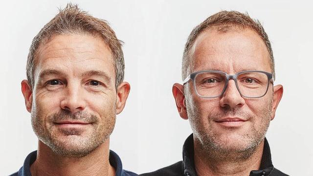 Bilder von David Alter und Basil Thüring