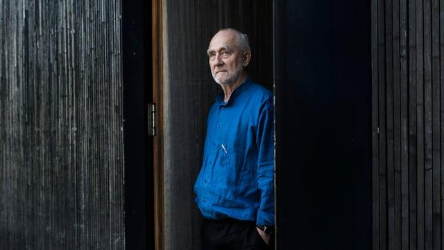 Porträt von Peter Zumthor
