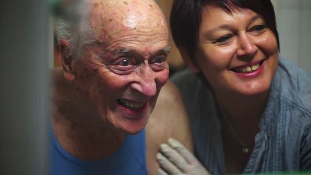 Video «Hilfe aus dem Osten – Pflegemigrantinnen in der Schweiz» abspielen