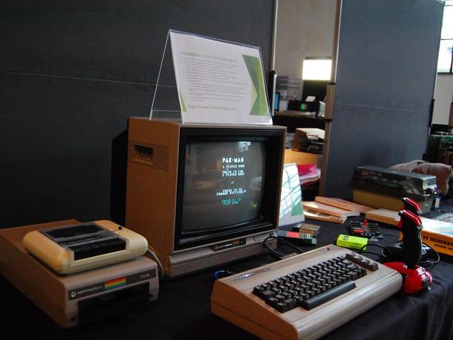 Alte Computer