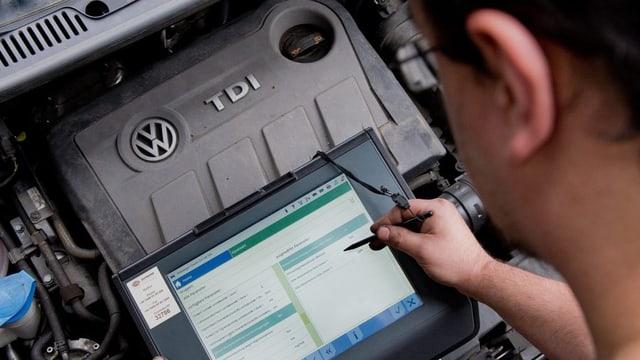 Ils ultims mais han ils motors da VW dà bler da discutar pervia da las manipulaziuns da la svapur.