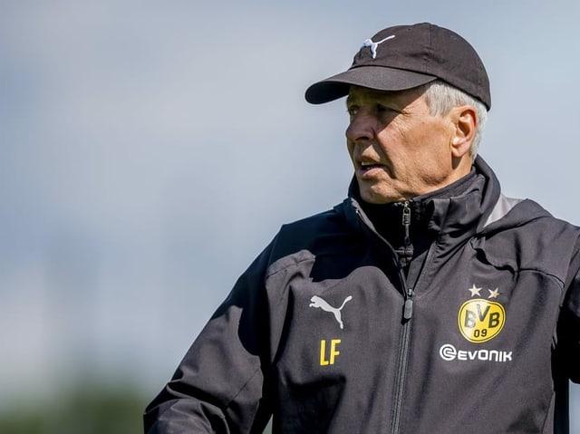 BVB-Coach Lucien Favre.
