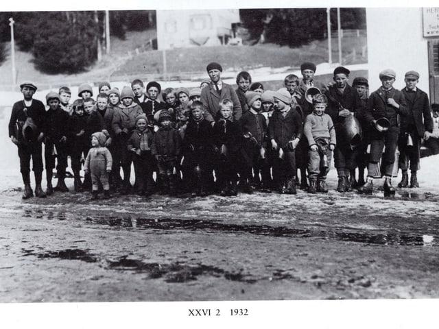 Chalandamarz a Lai l'onn 1932.