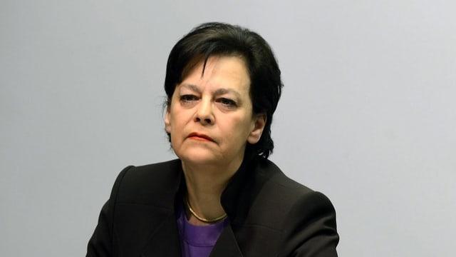 Die Zürcher Finanzdirektorin Ursula Gut.