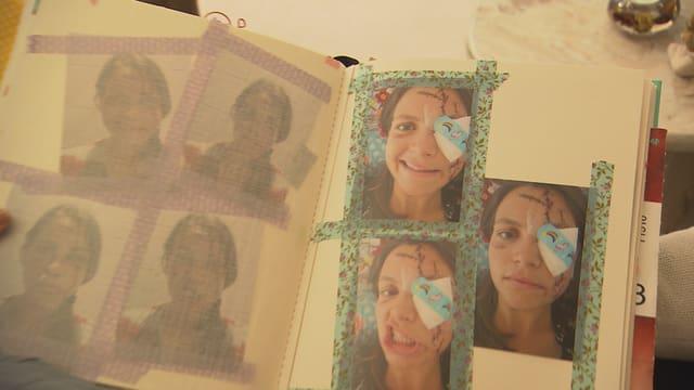 Memorias vi d'in stgir temps en la vita da Lisa Monn.