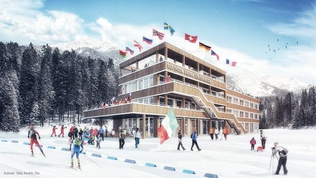 Visualisaziun Nordic House