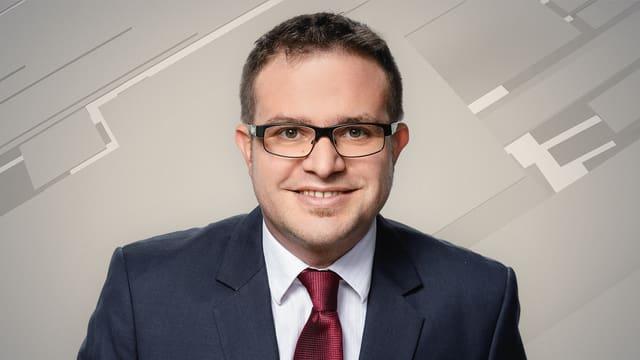 SRF-Asien-Korrespondent Pascal Nufer.