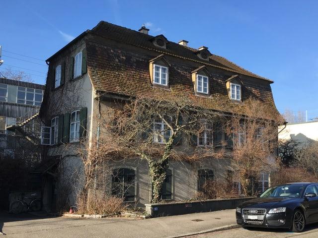 Ein barockes Landhaus