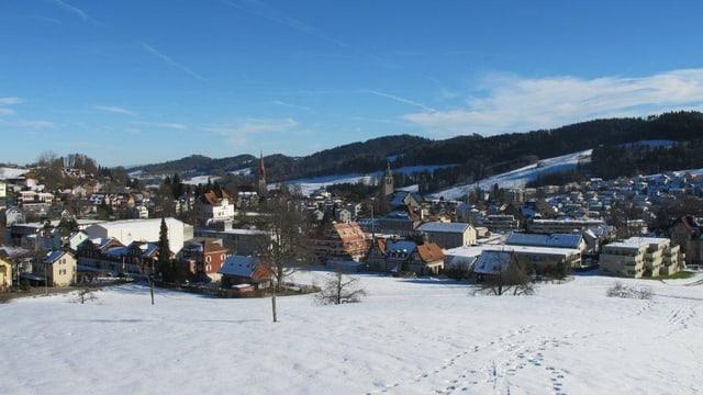 Dorfansicht von Degersheim