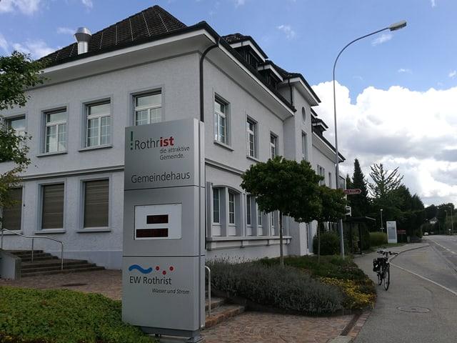 Gemeindehaus Rothrrist