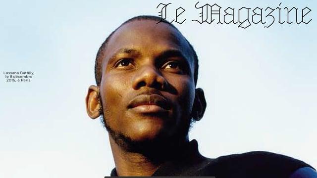 Potrait Lassana Bathily