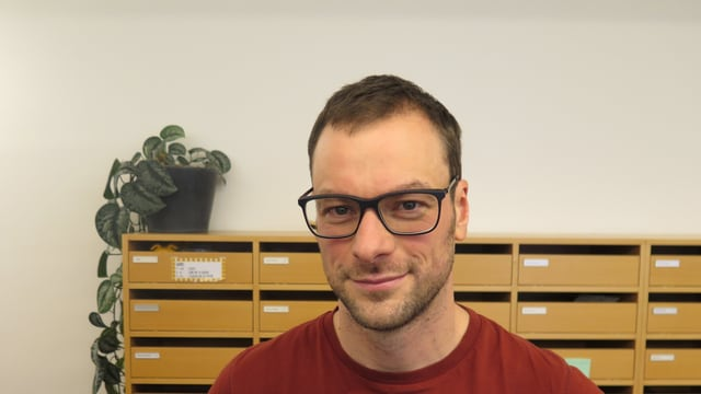 Daniel Untersander, Schulleiter Sekundarschule Appenzell