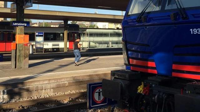 Bahnhof Lenzburg