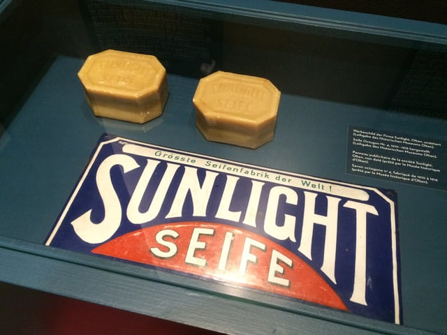 Sunlight Seifen