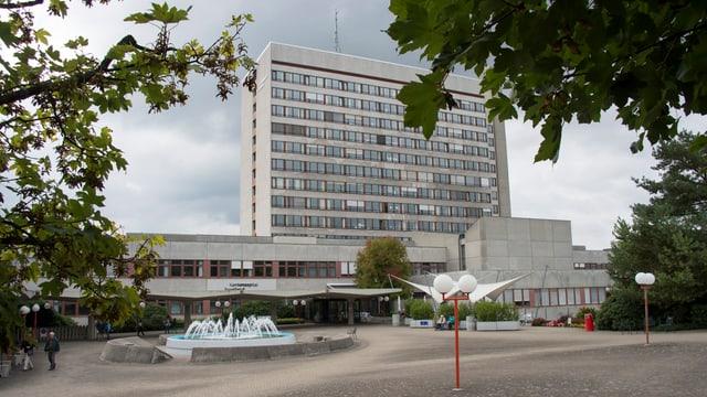 Bruderholzspital.