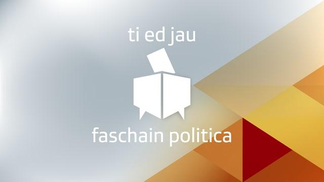 Il project da RTR «Ti ed jau faschain politica»