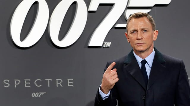 Daniel Craig wolle nicht mehr in die Bond-Rolle schlüpfen.