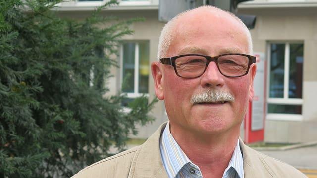 Porträt von Wulf von Kries.