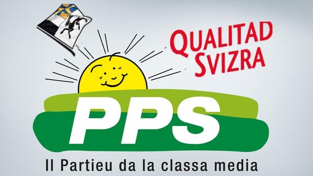 Il maletg mussa il logo da la PPS.