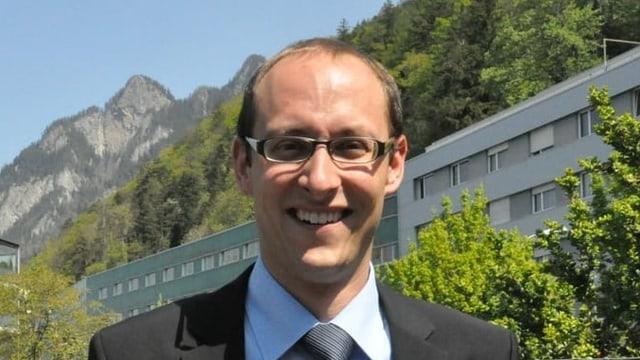 «President dal comite d'organisaziun, Martin Candinas