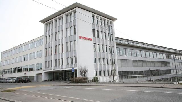 Hauptsitz in Rapperswil-Jona