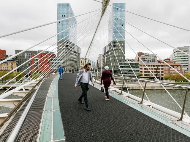 Calatrava-Brücke