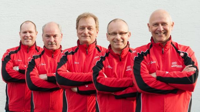 Teamfoto von Solothurn Wengi.