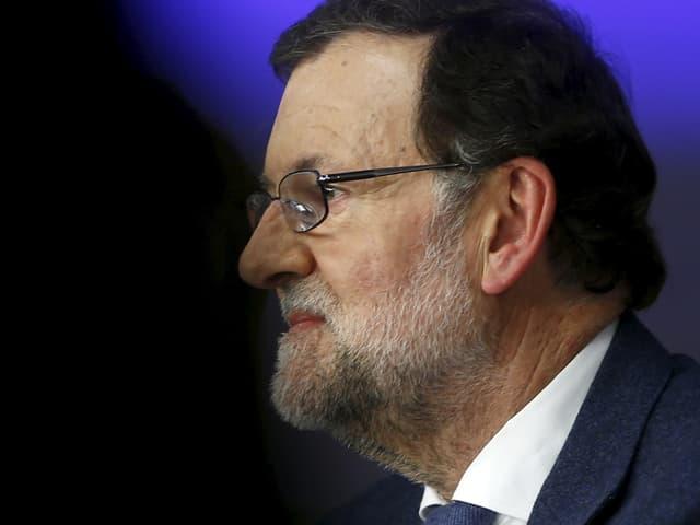 Porträt von Mariano Rajoy.