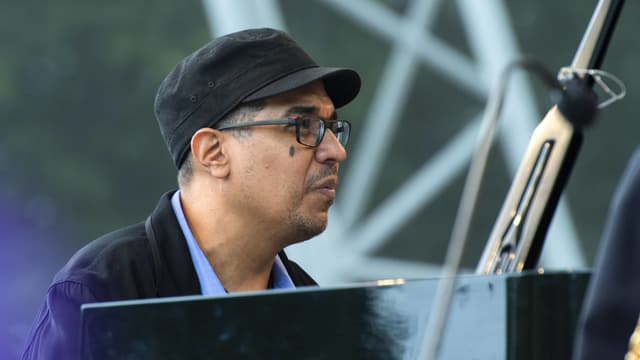 Danilo Perez am Piano