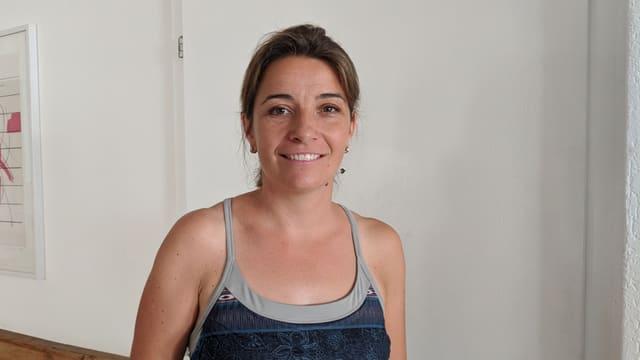 Miriam Derungs è la candidata rumantscha.