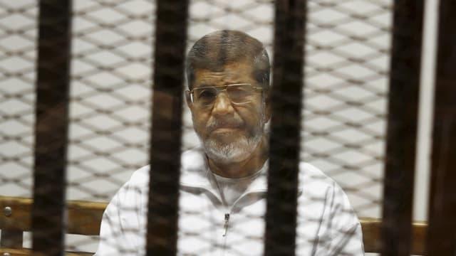 Mohammed Mursi, Ex- Präsident Ägyptens