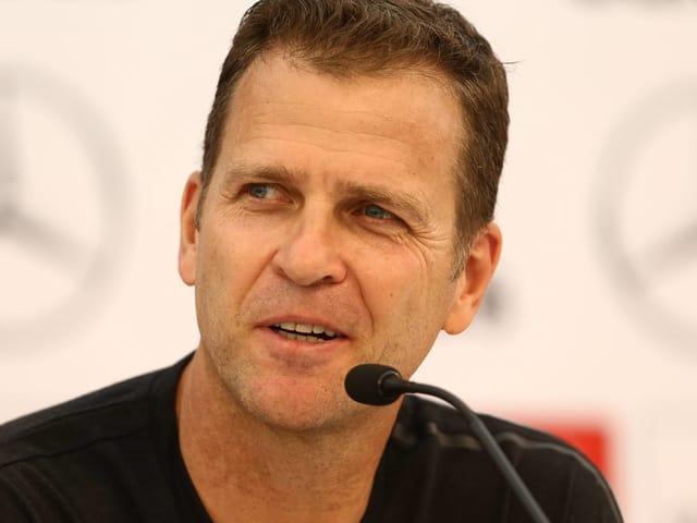 Deutschlands Teamchef Oliver Bierhoff.