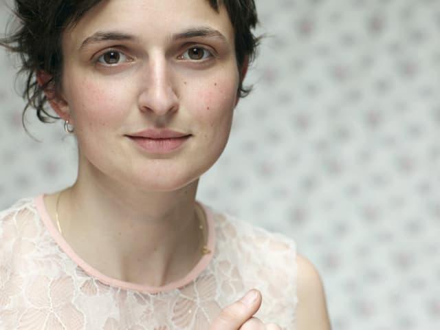 Die Regisseurin Alice Rohrwacher – «Le meraviglie» ist ihr zweiter Film.