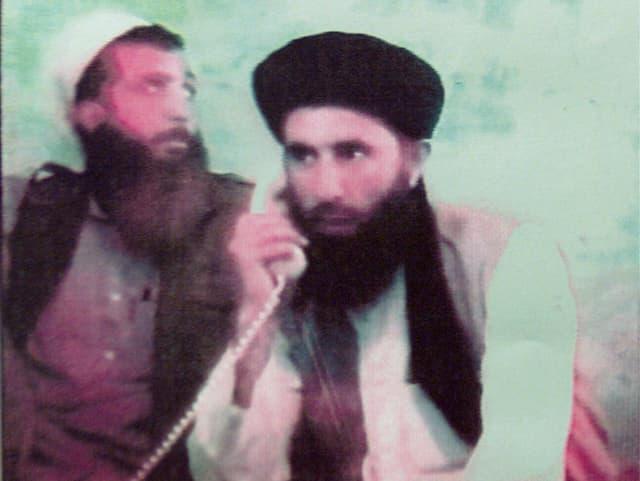 Hekmatyar in einer undatierten Archivaufnahme