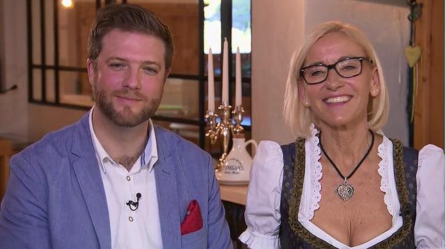 Video «Fürstentum Liechtenstein – Tag 1 – Gasthof Au, Vaduz» abspielen