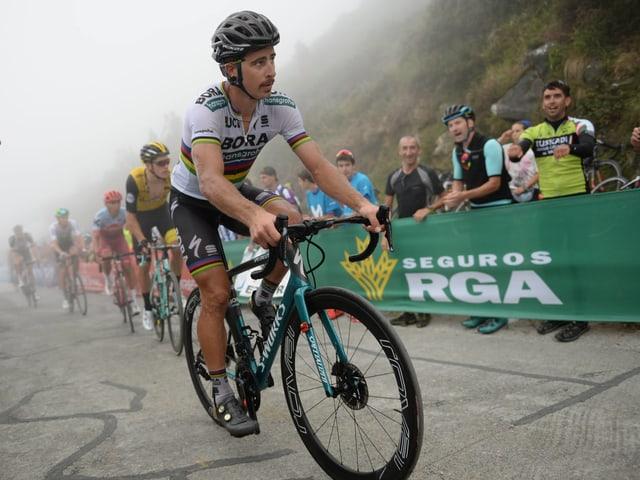Der amtierende Weltmeister Peter Sagan.