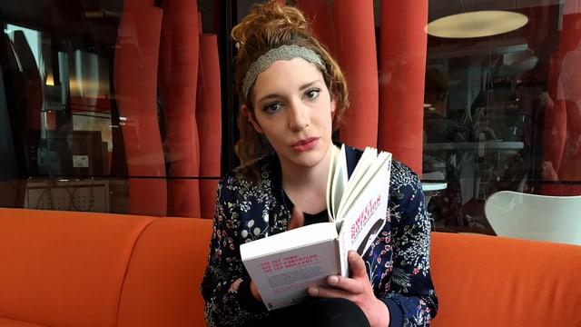Autorin Laura Wohnlich