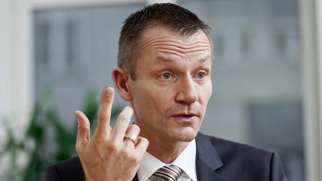 Daniel Kalt, schef-econom da l'UBS.
