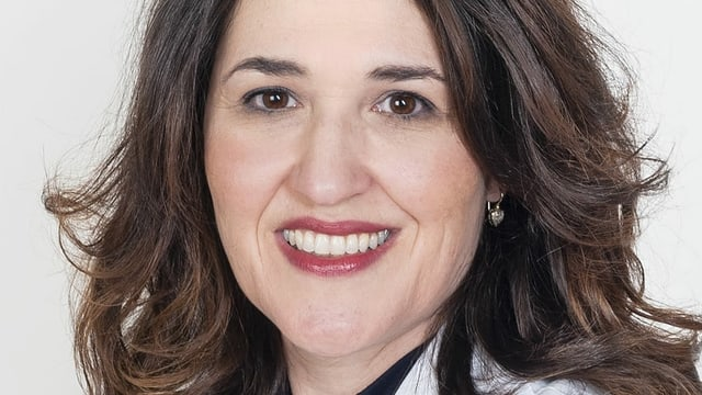 PD Dr. med. Giuseppina Spartà, leitende Ärztin der Kinder-Nephrologie am Kinderspital in Zürich.