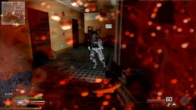 Screenshot aus dem Ego-Shooter «Call of Duty: Modern Warfare 2».