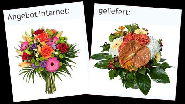 Blumen Online Bestellen So Sehen Die Strausse Tatsachlich Aus