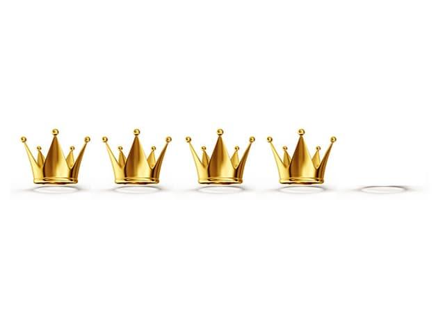 Annette König gibt  «Und es schmilzt» von Lize Spit vier Kronen